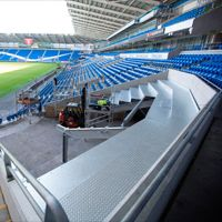 Cardiff: Revamp hasn't started, but City stadium is already growing