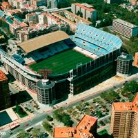 Spain: Mestalla not for people with vertigo