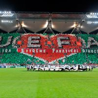 Warsaw: Legia supporters to cover UEFA fines
