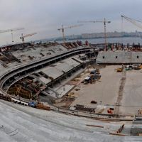 Saint Petersburg: Further delays expected at Zenit Arena