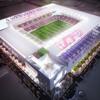 New design: Orlando City Stadium