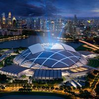 Singapore: New national stadium gets recognition
