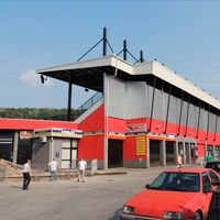 New stadiums: Five from Serbia