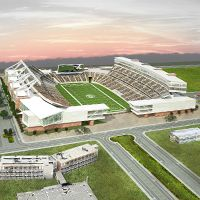 New design: CSU Football Stadium