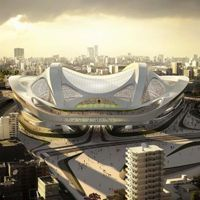 Tokyo: Architects appeal to rethink the Olympic Stadium