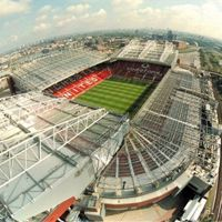 Manchester: Terracing at Old Trafford? United are open to the concept