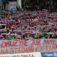 Poland: Uncertainty over Zabrze new stadium