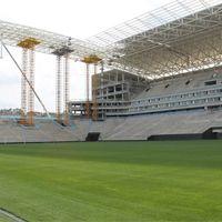 Sao Paulo: Arena Corinthians 92% ready