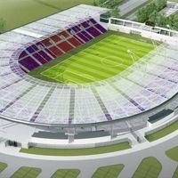 New design: Stadion Floriana Krygiera