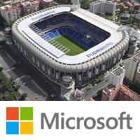 Madrid: Microsoft to buy naming rights?