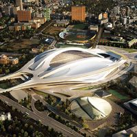 Tokyo: Olympic Stadium too expensive, what elements need to go?