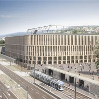 Zurich: Football stadium to be built after all?