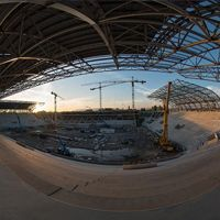 Budapest: Record pace of new stadium construction