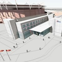 Sunderland: Hilton hotel at Stadium of Light revealed
