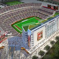 San Francisco: Levi's Stadium to be opened with MLS game