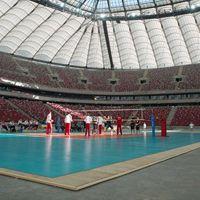 Warsaw: 2014 FIVB World Championship opening at Stadion Narodowy