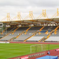England: Two weeks until Sheffield stadium demolition