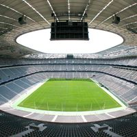 Munich: Allianz Arena with best internet access