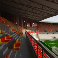 New design: KV Mechelen hope to build two new stands