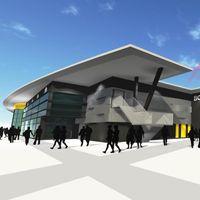 New design: Boston Community Stadium