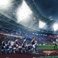 New design: West Ham's Olympic Stadium