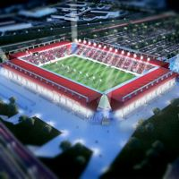 New design: Arena Regensburg