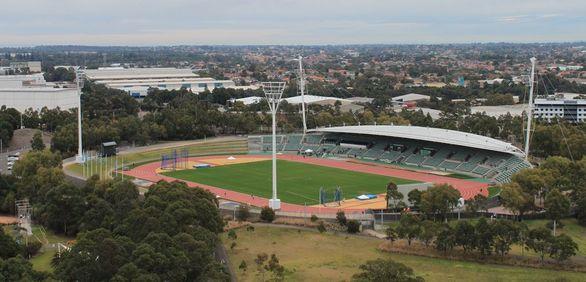 Sydney Olympic Park Athletic Centre