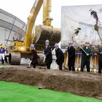 New construction: Vikings Stadium