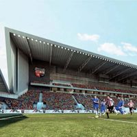 London: Lionel Road Stadium approved