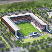 San Jose: Good progress at Earthquakes new stadium