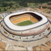 Johannesburg: Four stadiums to hold Mandela's memorial service