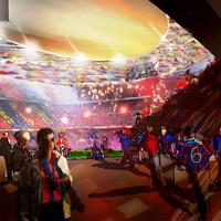 Barcelona: 105,000 capacity, but where?