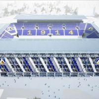 Sofia: Levski's stadium construction put on hold