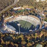 New stadiums: Canberra and three from Sydney
