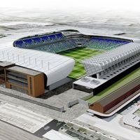 Belfast: Funding approved for Windsor Park revamp