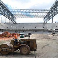Curitiba: Final phases for Arena da Baixada