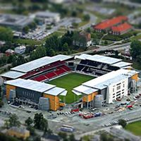 Trondheim: Rosenborg's stadium to see commercial boost