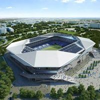 Japan: Gamba paves the way, stadium construction launched