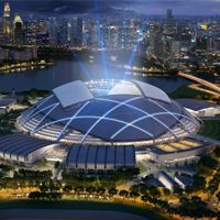Singapore: 'Causeway derby' to open Sports Hub?