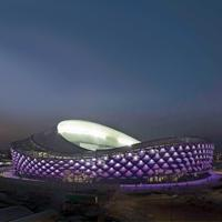 New stadium: Hazza Bin Zayed Stadium