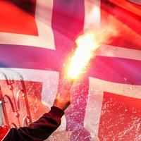 Pyrotechnics: Norway, the promised land?