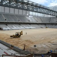 Brazil: Curitiba losing World Cup games? FIFA demands guarantees