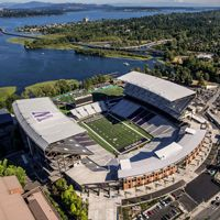 New: Husky Stadium
