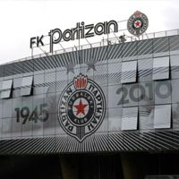 Belgrade: Partizan stadium finally black and white