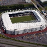Wales: Swansea city council approve Liberty Stadium expansion