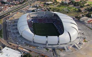 New stadium: Arena das Dunas