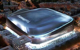 Madrid: This is Bernabéu 2017!