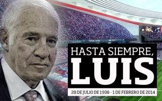 "Madrid: Atletico fans appeal for ""Estadio Luis Aragonés"""