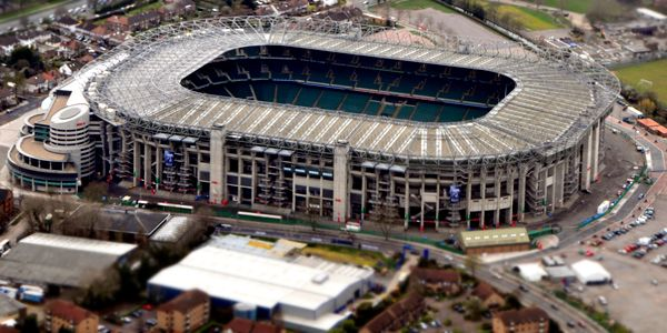 London: Twickenham's last major upgrade
