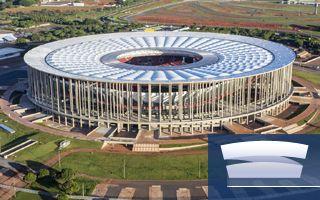 Nomination: Estádio Nacional de Brasília